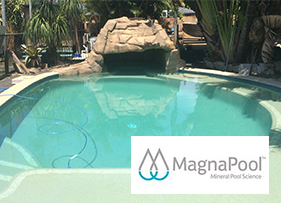Magnapool Mineral Pool Servicing Gold Coast