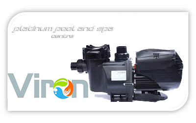 Viron pool pumps Gold Coast - Viron P320